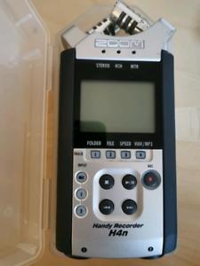 Zoom H4N Enregistreur Handy Recorder