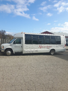 2008 ford e450  buses