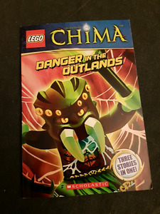 Lego Chima - Danger In The Outlands