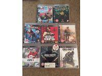 8 PlayStation 3 games