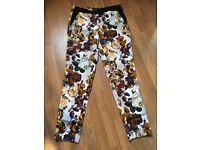 Pretty River Island Floral Trousers
