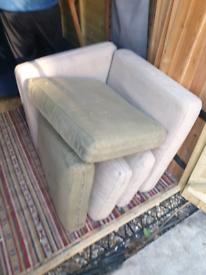 Sofa cushions x 6