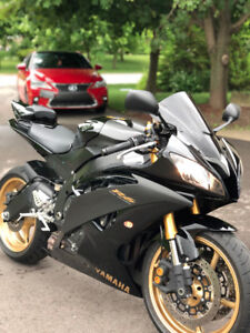 Yamaha R6 For sale MINT (Raven Edition) like new condition
