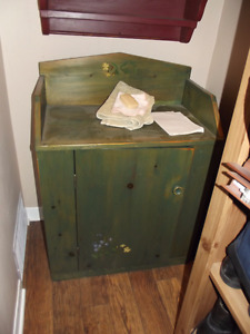 Reproduction Washstand/cupboard