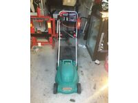 Bosch royal 320c lawnmower