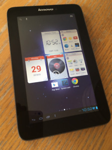 Lenovo ideapad A2107A tablet