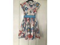 Brand new with tag m&s girls 6-7 dress