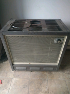 Wood Chief wood stove - working condition.