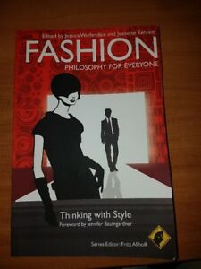 FASHION-Philosophy for Everyone  -Allhoff