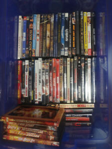 200+ DVDMovies 4 sale (Boxsets, TV series season boxes, Movies)
