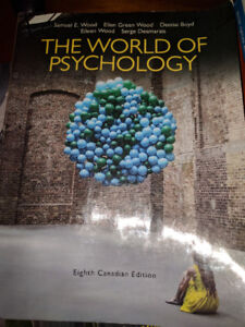 The World of Psychology 8th Canadian Edition