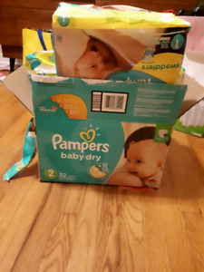 Pampers and Johnson's