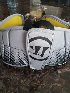 Kids Lacrosse Warrior  Kidney Rib Pads