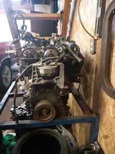 2004 Mazda 2.3 motor