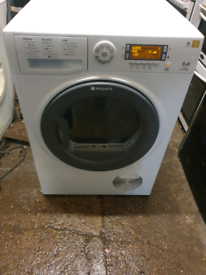 HOTPOINT ULTIMA D. DISPLAY CONDENSER TUMBLE DRYER (9KG)