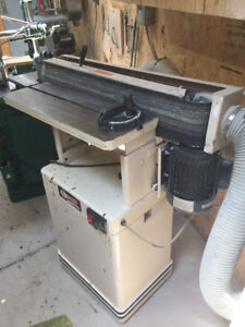 6 x 89 Canwood Industrial Edge Sander