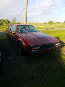 82 celica supra part out or full car