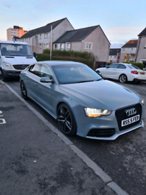 RS5 REPLICA SPORTBACK NARDO GREY