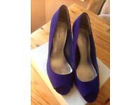 Ronald Cartier Peep Toe Shoes