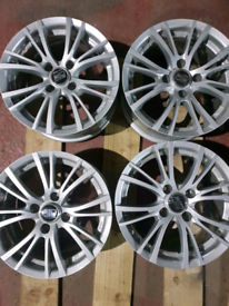 Citroen berlingo/ Peugeot partner alloy wheels