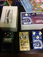 Wampler Tone Hungry Ultra Trem Boutique Pedals Trade or sell