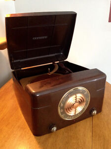 Antique Radio-Record Player ADMIRAL Model 5Y22A N Stratford Kitchener Area image 4
