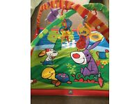 Tiny love baby play gym