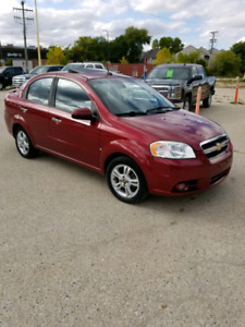 2009 aveo Lt MANUAL TRANSMISSION