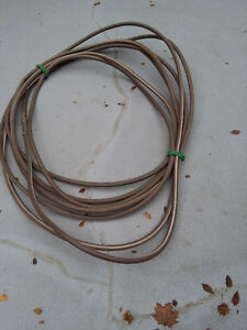 JUST REDUCED - 50 foot garden hose