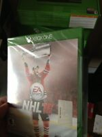 Trade nhl 16 never opened