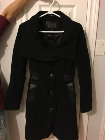 4c2cc5dcde0 Mackage Wool Jacket with Leather Belt for sale - RedFlagDeals.com Forums