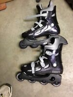 Roller blades size 8 & 10 asking $30 each pair
