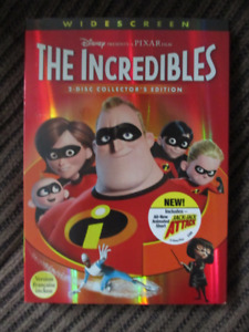The Incrfedibles - 2 disc collectors edition