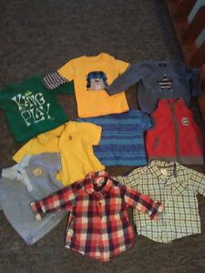 3-6 MONTHS CLOTHING BOYS LOT