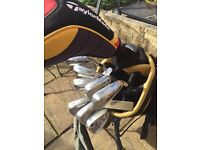 Mizuno MX25 golf clubs TaylorMade driver Ping putter