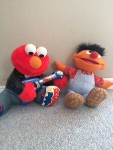 Singing Elmo and Bert by Sesame Street