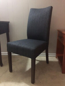 Set of 2 - Dining Chairs