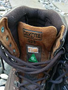 Dakota Steel-toed Workboots