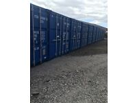 Containers for rent in Leven