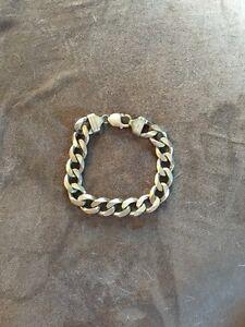 925 silver men's bracelet