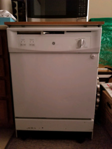 Portable, Apartment Size Dishwasher