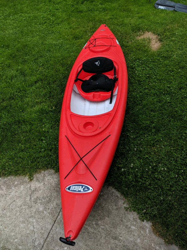 Pelican kayak 10 ft