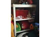 Baby changing table!