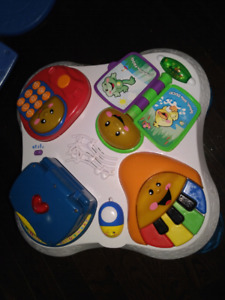 Fisher Price Learning Table