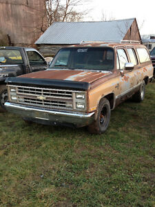 1989 Chevrolet Suburban Other