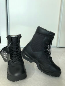 BNIB Air-Tac Tactical Boots Black - sz7