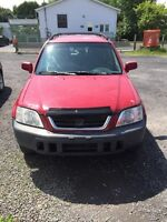 1998 Honda CRV automatique (excellente auto)