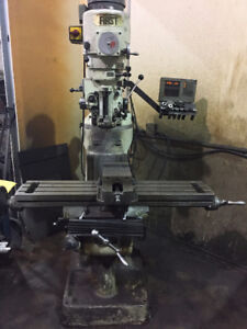 First Mill - Milling Machine