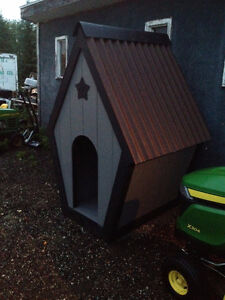 Brand New Insulated Very Large Dog House Strathcona County Edmonton Area image 4