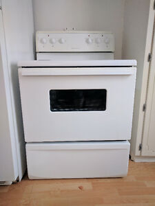 Clean, basic model stove in great condition